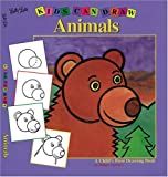 Kids Can Draw Animals, Philippe Legendre, 1560104449