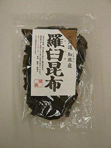 Genuine food Marushima Hokkaido Shiretoko production Rausu kelp <80g> by Marushima