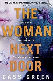 Woman Next Door psychological thriller ebook product image