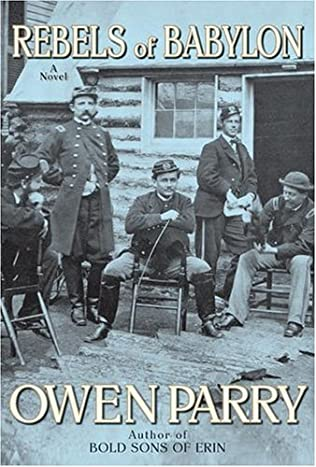 book cover of The Rebels of Babylon