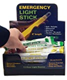 AmeriGlo Light Stick (30-Pack), 6-Inch, Multi