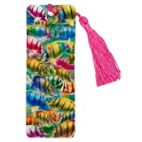 FISH 3D Lenticular Bookmark - With Tassel - Stocking Stuffer
