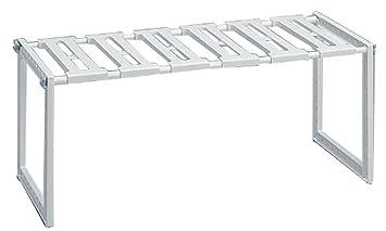 Belca シンク下フリーラック1段 伸縮タイプ SR1-EX