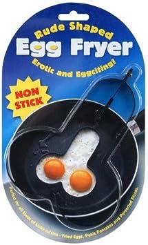 Pene freidora huevo de pene sartén para freír huevos