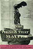 Things That Matter, Julia Neuberger, 0312118996
