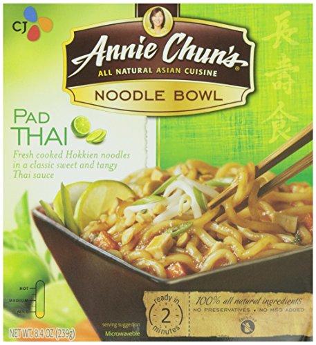 Peanut Annie (Annie Chun's Pad Thai Noodle Bowl - 8.4 Ounce)
