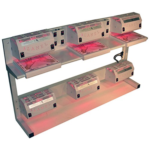 Deluxe Nail Drying Table - (Nail Dryer Table)