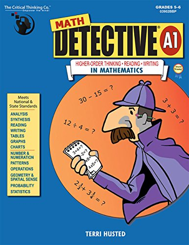 Math Detective A1 (Teaching Middle School Students To Analyze Text)