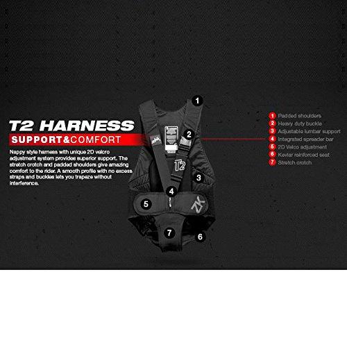 Zhik T2 Trapeze Harness Blk XL/+ by Zhik (Image #3)