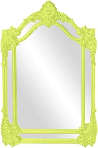 Howard Elliott 56004MG Cortland Mirror, 47 x 32 , Glossy Green