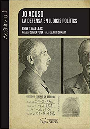 Jo Acuso. La Defensa En Judicis Polítics por Benet Salellas Vilar epub