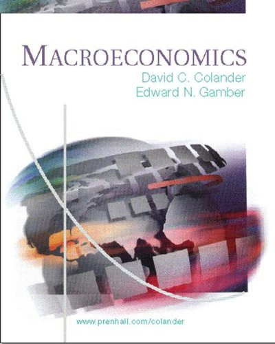 Macroeconomics and Active Graph CD Package