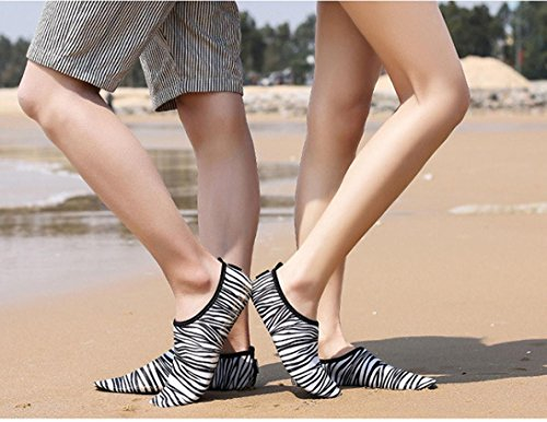 Bovake Swim Dry Quick Women Running Unisex Scuba amp; Barefoot Socks Yoga Water Adult Surf Black Shoes Swim Beach For Shoes Surf Foot Shoes Sports Socks Diving Couple Water Men Snorkeling Skin rEwqrtCxY
