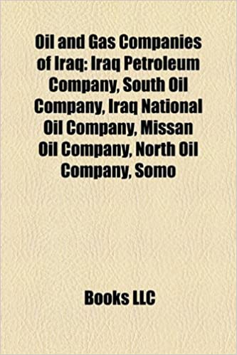 Buy Oil and Gas Companies of Iraq Book Online at Low Prices