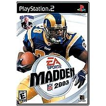 Madden NFL 2003 - Playstation 2