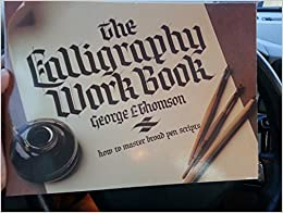 Book The Calligraphy Work Book