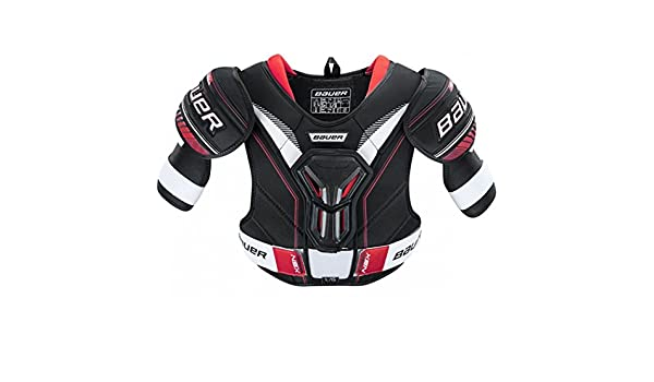 Amazon.com   Bauer NSX Hockey Shoulder Pads (Junior)   Sports   Outdoors 2c97cc9ab0a03