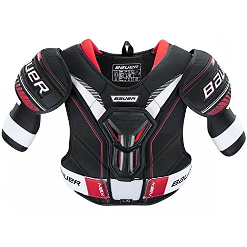 Bauer NSX Hockey Shoulder Pads (Senior)
