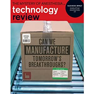 Audible Technology Review, January 2012 Periodical