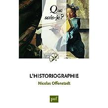 Historiographie (L') [ancienne édition]