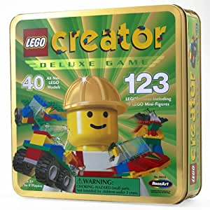 Amazon.com: Lego Creator Deluxe Game: Toys & Games
