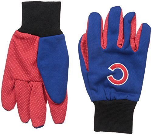 (Chicago Cubs 2015 Utility Glove - Colored Palm )