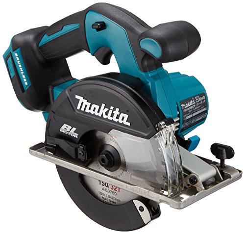 마키타(Makita)(Makita) 충전식 팁(칩) saw 커터 CS551DZ 150mm 18V