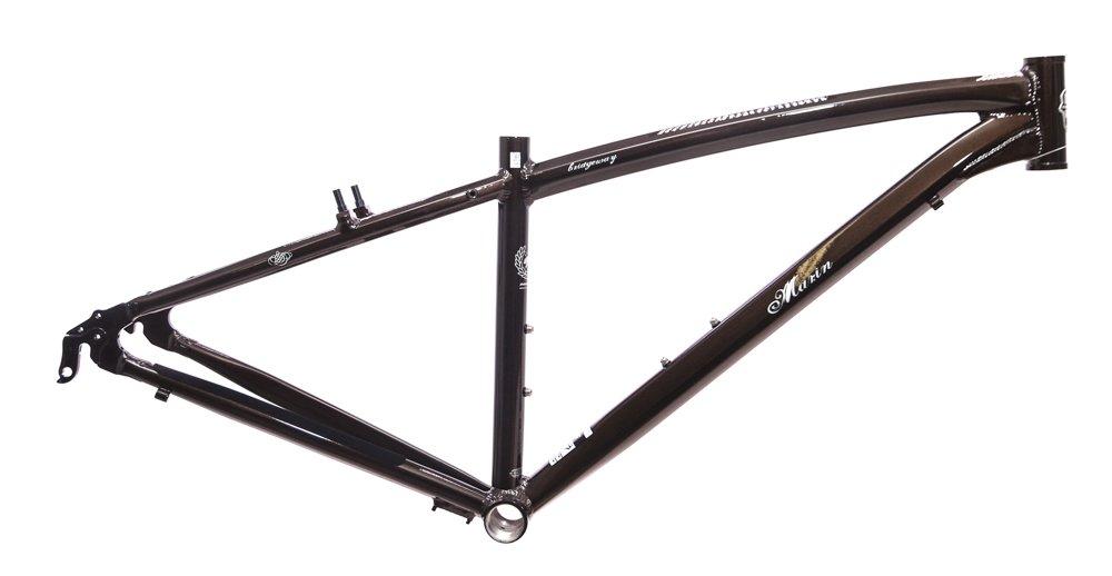 19'' Marin Bridgeway 700c Aluminum Comfort / Hybrid Bike Frame Root Beer NEW