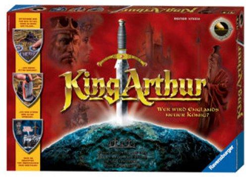 Ravensburger 26265 - King Arthur - Wer wird Englands neuer König?