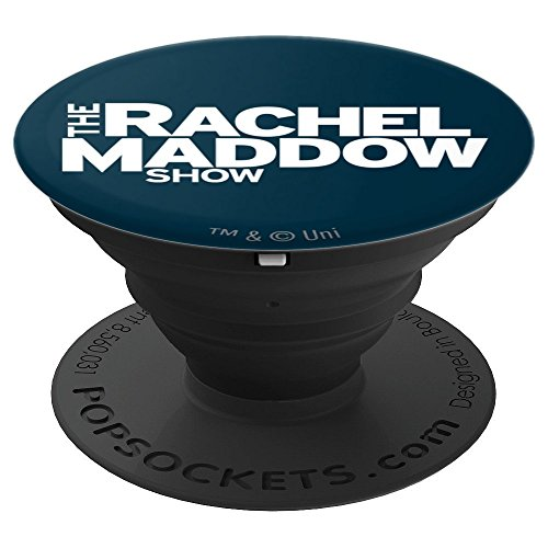 The Rachel Maddow Show PopSocket - PopSockets Grip and Stand for Phones and Tablets