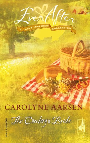 book cover of The Cowboy\'s Bride