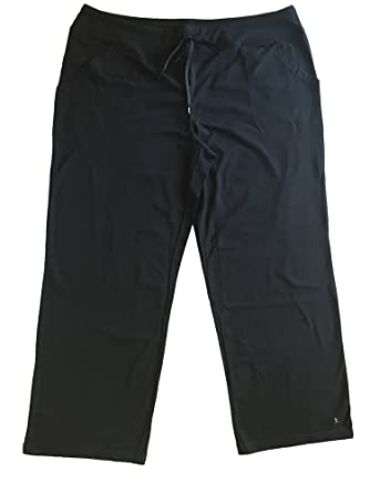 0fcf4b77b1b Amazon.com: Danskin Now Women's Plus-Size Dri-More Core Relaxed Fit ...