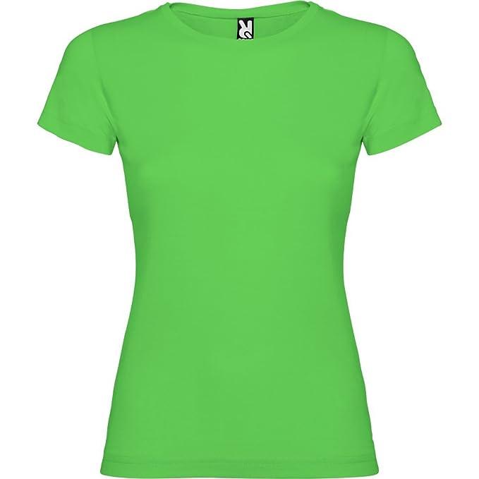 890df8268 Roly Camiseta Verde para Mujer