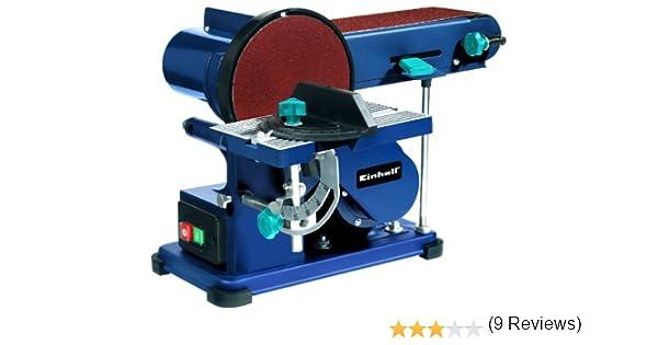 Einhell 4419253 LIJADORA DE Plato BT-US 400, 375 W, 230 V: Amazon.es: Bricolaje y herramientas