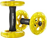 SKLZ APD-CW01-02 Core Wheels Dynamic Strength & Ab Trainer