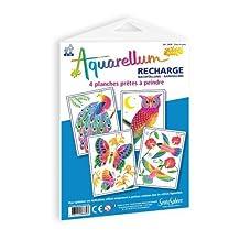 Aquarellum Junior In the Park Refill Pack by Sentosphère - Funfrag