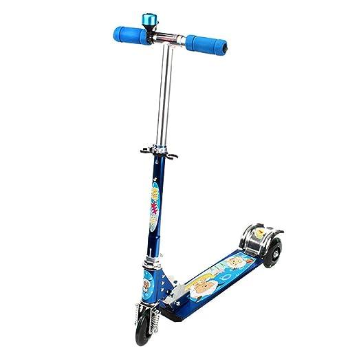 Patinetes Scooter para niños 2-4-5 años Scooter Plegable de ...