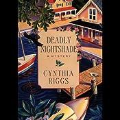 Deadly Nightshade: A Martha's Vineyard Mystery | Cynthia Riggs