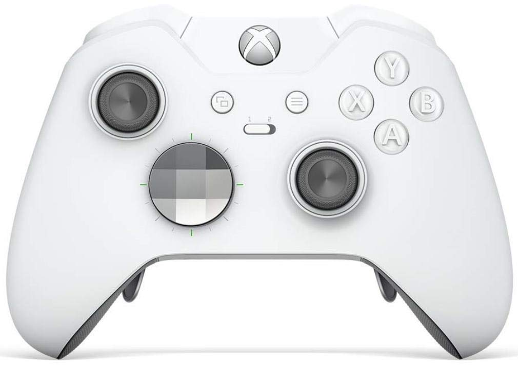 Elite Special Edition White Out 5000+ Modded Xbox One Controller for All Shooter Games Including COD