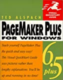 PageMaker 6.5 Plus for Windows: Visual QuickStart Guide (2nd Edition)