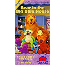 Bear in the Big Blue House, Vol. 4 - I Need a Little Help Today / Lost Thing