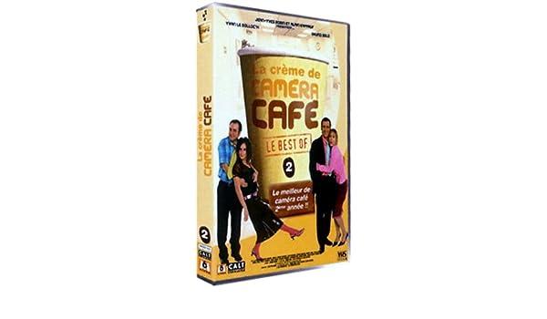 La creme de camera cafe 2 [Francia] [VHS]: Amazon.es: Cine y Series TV