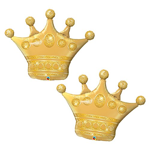 Set of 2 Golden Crown Jumbo 41