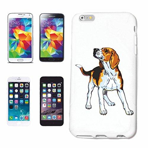 caja del teléfono iPhone 6+ Plus BEAGLE cría de perros CUIDADO entrenamiento de la casa PERROS PERRERA DE CRIADORES DE PERRITO Caso duro de la cubierta Teléfono Cubiertas cubierta para el Apple iPho