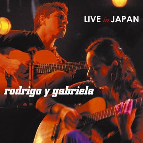 Live in Japan (W/Dvd) Import ロドリーゴ・イ・ガブリエーラ