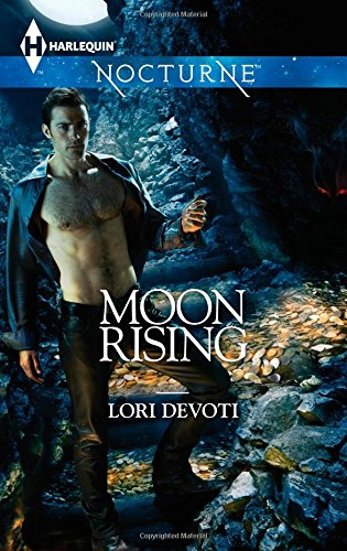 book cover of Moon Rising
