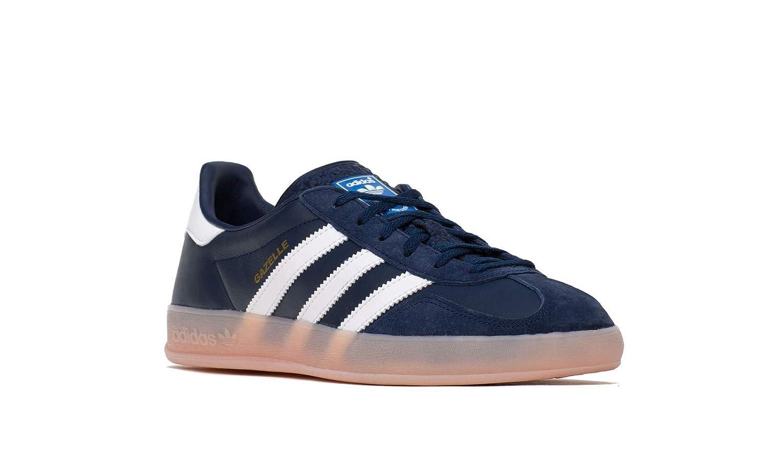 adidas Originals Gazelle Indoor Sneaker Blau: