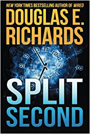 Split Second Book Cover