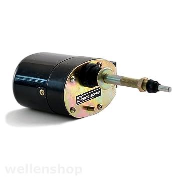 12 V motor de limpiaparabrisas con interruptor 40 mm panel: Amazon.es: Deportes y aire libre