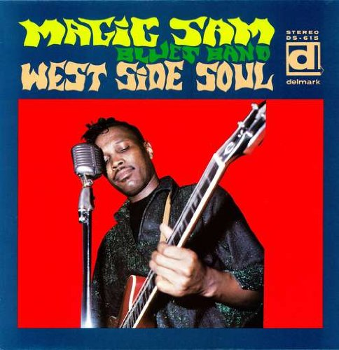 Vinilo : Magic Sam - West Side Soul (LP Vinyl)